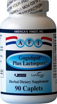 GugulipidPlus-LactoSpore